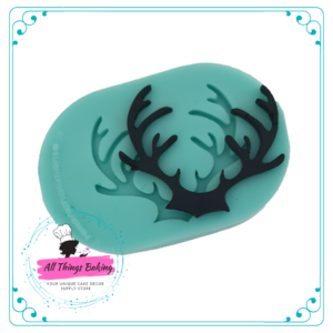 Silicone Mould - Antlers