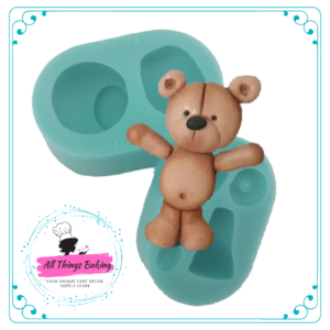 Assemble-It Mould - Teddy 3D