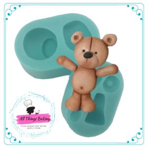 Assemble-It Mould - Teddy 3D