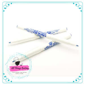 Foodoodler Thin Blue Pen - Single