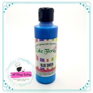 Airbrush Sheen Colour 133ml - Blue