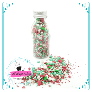 Fancy Sprinkles - Christmas Tree