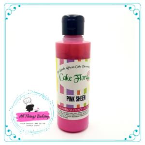 Airbrush Sheen Colour 133ml - Pink