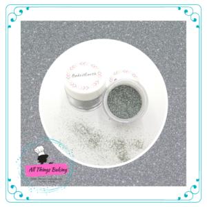 Edible Glitter - Silver Glitter Sparkles