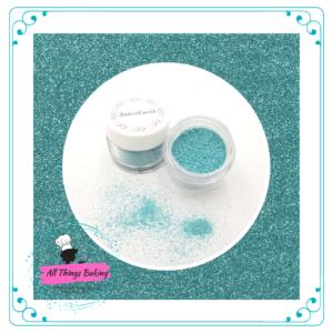 Edible Glitter - Turquoise Glitter Sparkles