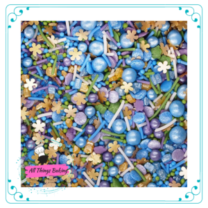 Mixed Sprinkles - Fairy Mermaid 70g