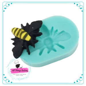 Silicone Mould - Little Bee