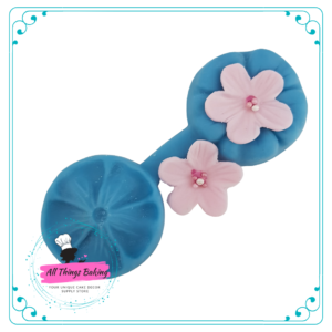 Silicone Mould - 3D Flower (sml)