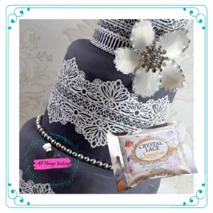 Edible Lace Moulds & Essentials