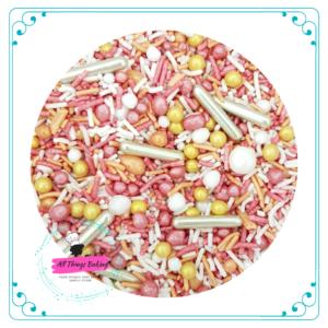 Fancy Sprinkles - Rose Gold Rose 100ml
