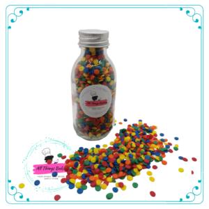 Cake Confetti - Rainbow Sequins 100ml