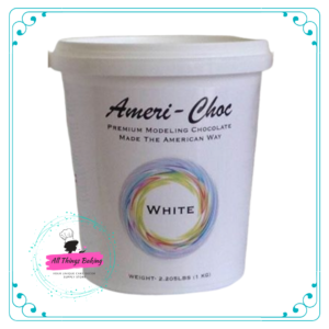 Modeling Chocolate - White - 1kg