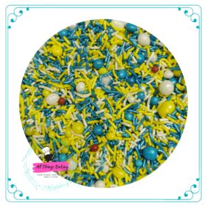 Prestige Sprinkles - Smurf Mix 100ml