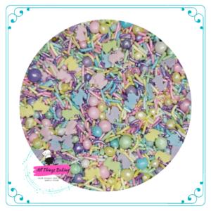 Fancy Sprinkles - Easter Bunny (Pastel)