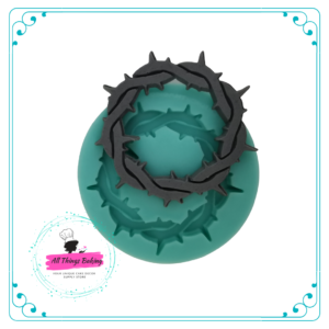 Silicone Mould - Thorn Crown