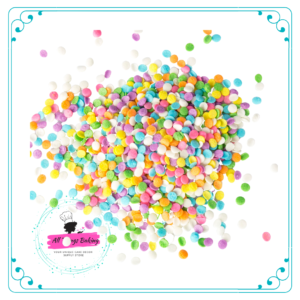 Cake Confetti - Pastel Sequin Dots 100ml
