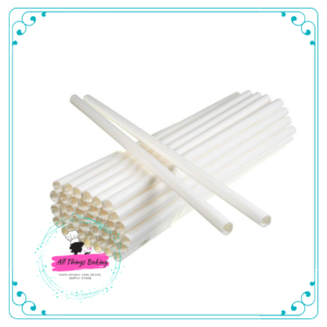 Plastic Hollow Dowels - 30x10mm (pack of 12)