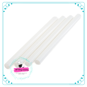 Plastic Hollow Dowels - 300x20mm (pack of 5)