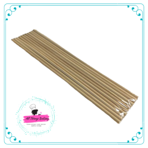 Wooden Dowels - pack of 15 (30cm)