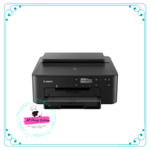 Canon TS-704 (A4 Wireless Printing)