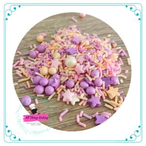 Themed Sprinkles - Pastel Princess