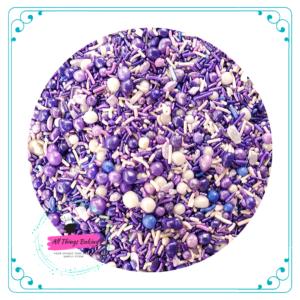 Themed Sprinkles - Bordeaux 1kg