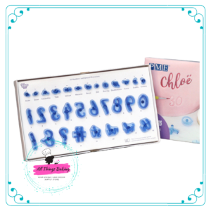 Fun Numerals and Character Set