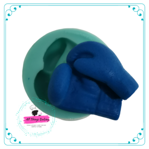 Silicone Mould - Boxing Gloves