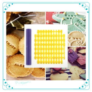 Message Maker Cookie Stamp (Sml)