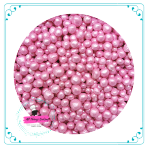 Pearls/Bobbles - Pink 100ml