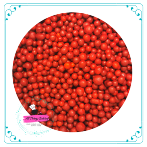Pearls/Bobbles - Red 100ml