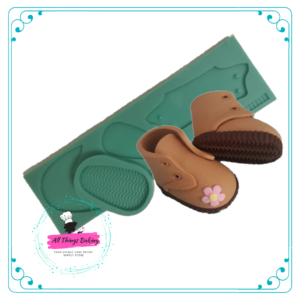 Silicone Mould - Boot