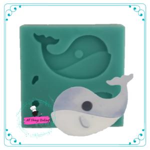 Assemble-It Mould - Whale