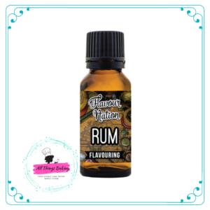 Flavour Nation - Rum
