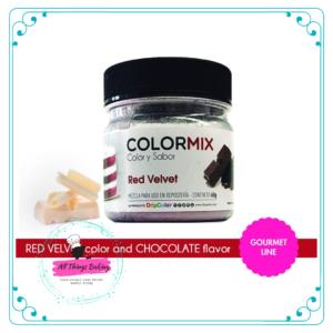 ColorMix - Red Velvet 60gr