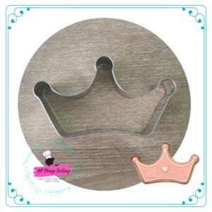 Cookie Cutter -Three Point Crown