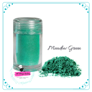 Pearlescent Lustre - Meadow Green