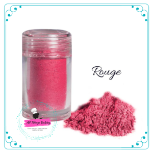 Pearlescent Lustre - Rouge