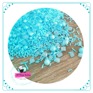 Mixed Sprinkles - Baby Blue 100ml