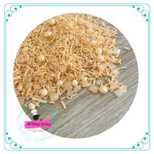 Mixed Sprinkles - Caramel 100ml