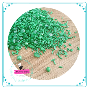 Mixed Sprinkles - Emerald