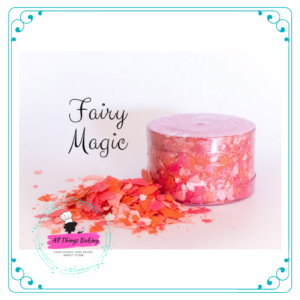 Edible Flakes - Fairy Magic
