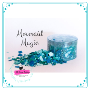 Edible Flakes - Mermaid Magic
