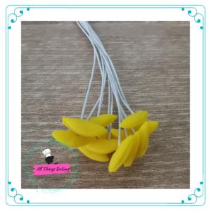 Lily Stamen - Yellow