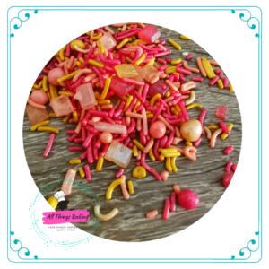 Themed Sprinkles 100ml - Autumn Rush