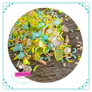 Themed Sprinkles 100ml - Tutti Frutti