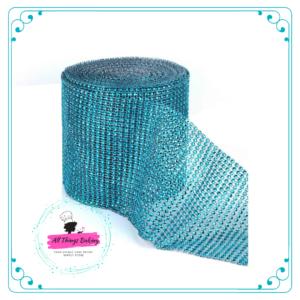 Diamante Strip - Blue