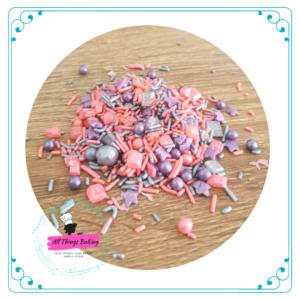 Themed Sprinkles - Mermaid Princess