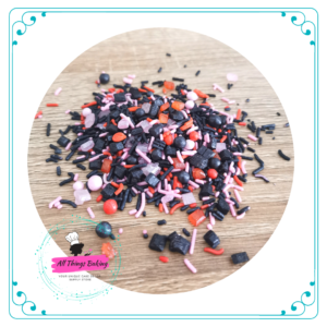 Themed Sprinkles - Queen of Hearts