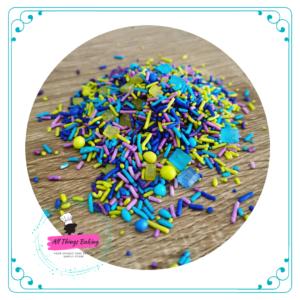 Themed Sprinkles 100ml - Boys will be Boys